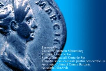 "Tezaurul de denari romani descoperit la Oarta de Sus se intoarce ""acasa"""