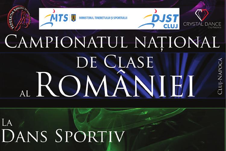Sapte perechi de sportivi de la Prodance 2000 vor participa la Campionatul National de Clase al Romaniei