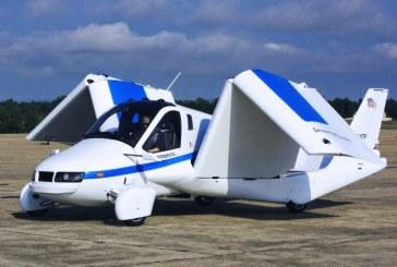 Prima masina zburatoare din lume va fi comercializata incepand cu luna octombrie