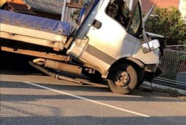 Accident rutier cu o victima la Buciumi