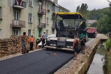 Cavnicarii vor avea 25 de strazi asfaltate. Alte 20 sunt in faza de licitare