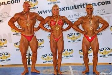 Medalii pentru baimareni la Campionatele Nationale de Culturism si Fitness Arad (FOTO)