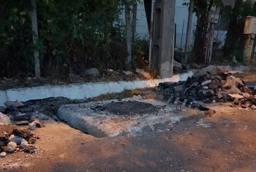 VOCEA BAIMAREANULUI: Disconfort pe Valea Borcutului din cauza lucrarilor prost executate (FOTO)