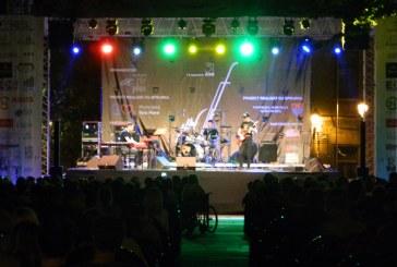 Sute de baimareni in prima zi a Festivalului International de Jazz & blues, NORTH WEST FEST