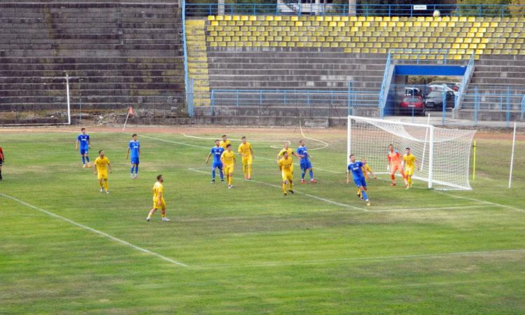 Fotbal - Primul derby local: CS Minaur – ACS Fotbal Comuna Recea
