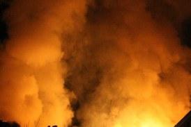 ARDE: Baimareni de pe Dragos Voda, nemultumiti de fumul inecacios pe care il simt aproape in fiecare seara