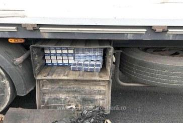 """Automarfar """"saltat"""" de politistii de la ITPF Sighetu Marmatiei"""