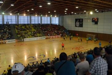 Handbal masculin: Minaur Baia Mare, partida dificila in etapa a XVIII-a din Liga Zimbrilor