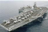 Coronavirus: Încă 2.000 de marinari vor fi debarcați de pe portavionul american Theodore Roosevelt