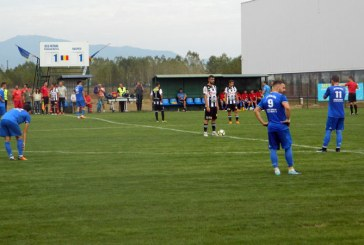 Fotbal: Comuna Recea, eliminata acasa de U Cluj in Cupa Romaniei (FOTO)