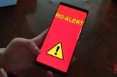 IMPORTANT: Testare RO-ALERT in mai multe orase din Maramures (VIDEO)