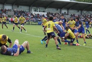 Rugby: Victorie cu punct bonus obtinuta la Cluj de CSM Stiinta Baia Mare