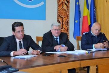 Prima sedinta a Comisiei Tehnice Centrale pentru pregatirea referendumului pentru revizuirea Constitutiei
