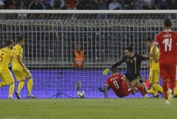 Fotbal: Serbia – Romania 2-2, in Liga Natiunilor