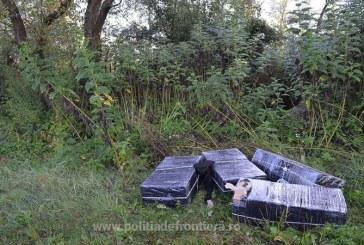 Peste 5.800 de pachete cu tigari descoperite de politistii de frontiera maramureseni. Ce s-a intamplat cu contrabandistii
