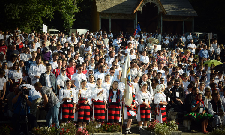 Peste 80 de tineri din Episcopia Maramuresului si Satmarului au participat la ITO 2018