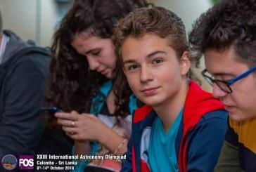 Baia Mare: Traian Rares Tus, argint la Olimpiada Internationala de Astronomie