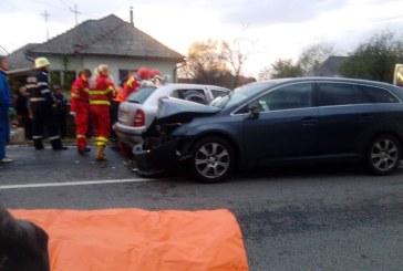 PERICOL DE MOARTE- Accident pe DN1C și patru oameni au ajuns în spital