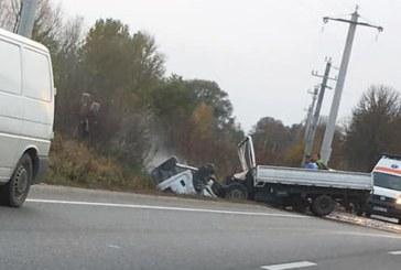 UPDATE: Un nou accident rutier in Maramures
