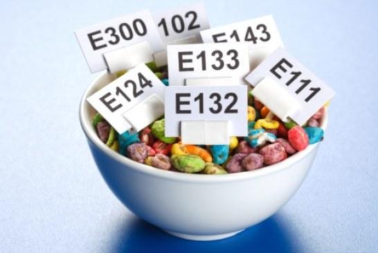 """Un sfert dintre aditivii alimentari, """"riscanti"""" pentru sanatate"""