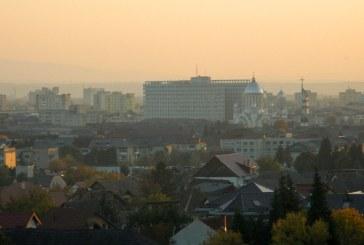 Imaginea zilei: O parte din Baia Mare (II)