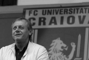 Ilie Balaci, unul dintre cei mai mari fotbalisti romani, a decedat azi la Craiova