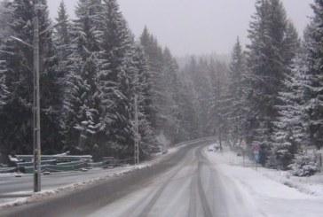 Meteo: A nins slab in Pasul Prislop. Astazi, cele mai mici temperaturi vor fi la Borsa, Cavnic, Petrova si Viseu de Sus