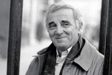 A murit Charles Aznavour, ultimul dintre gigantii cantecului francez