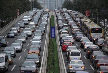 China: Vanzarile auto au scazut cu 6,9% in august, a 14-a luna de declin