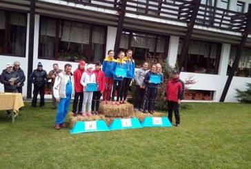 Titluri de campioni si vicecampioni nationalipentru C.S.S. Baia Sprie la Campionatul National de schi fond cros