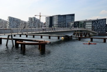 Danemarca are in plan construirea unei insule in apropiere de Copenhaga