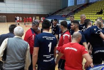 Volei masculin: Stiinta Explorari debuteaza in noul campionat la Craiova