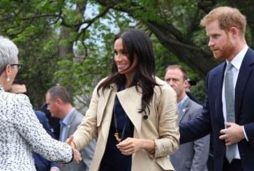 Printul Harry si sotia sa, Meghan, isi vor infiinta propria fundatie de caritate