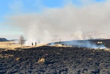 Maramures: 11 incendii in doua zile