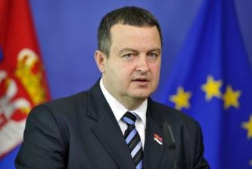 Ivica Dacic: Serbia nu va face niciun compromis privind Kosovo de dragul perspectivei europene