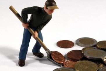 MFP: Deficitul bugetar pe primul trimestru al anului 2019 este de 0,5% din PIB