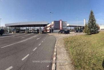 Maramures: De astazi traficul in Ungaria este restrictionat pentru automarfare