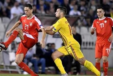 Fotbal: Romania a obtinut un egal dramatic cu Serbia (0-0), in Liga Natiunilor