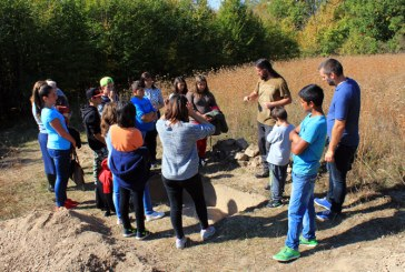 Meseria de arheolog, dezvaluitacopiilor pe santirul de la Oarta de Sus-Magura
