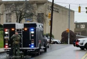 SUA: Cel putin patru morti intr-un schimb de focuri in apropierea unei sinagogi din Pittsburgh