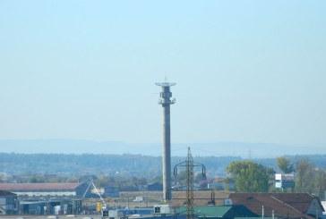 Imaginea zilei: Turnul de parasutism (FOTO)