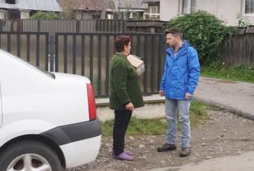 "Durus, apel dupa vizita in comunitatile maramuresene atinse de pesta porcina – ""Inaspriti masurile de preventie"" (FOTO)"