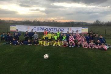 CUPA SATELOR – Cicarlau, Recea si Ocna Sugatag sunt finalistele Maramuresului la fotbal