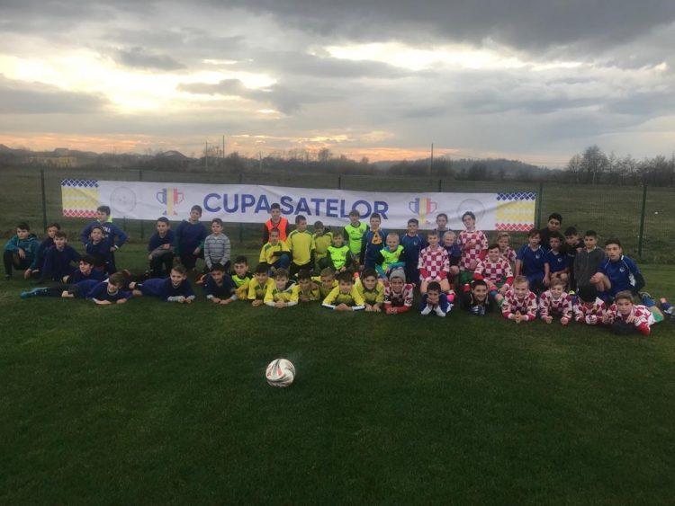 CUPA SATELOR - Cicarlau, Recea si Ocna Sugatag sunt finalistele Maramuresului la fotbal