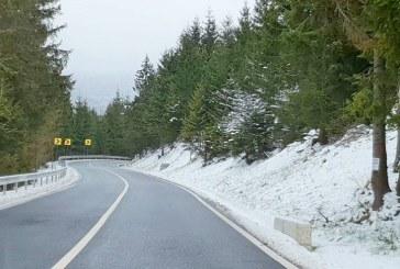 Astazi: Temperaturi scazute in Maramures. A nins slab in zona montana inalta