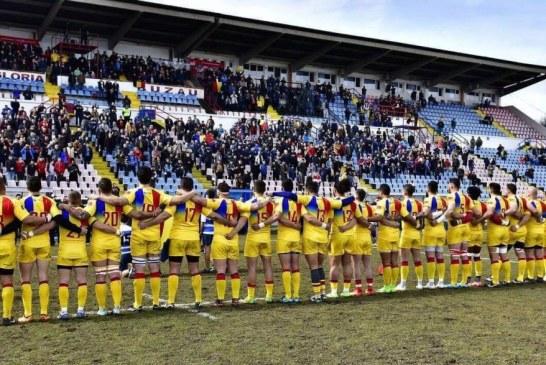 Rugby EC 2019: Nationala Romaniei vs. Portugalia se joaca in Baia Mare