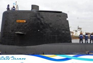 (FOTO) Submarinul San Juan a fost gasit in Atlantic la un an dupa disparitia lui