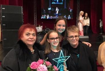"""(VIDEO) Baia Mare: Alexia Florescu a obtinut locul I la Festivalul """"Star Vivere Music Revolution"""" de la Oradea"""