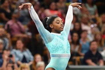 Gimnastica artistica: Americanca Simone Biles, campioana mondiala la sarituri