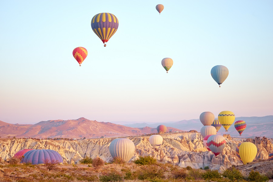 Circuit cultural in Cappadocia si plaja in Antalya - Zbor din Cluj -